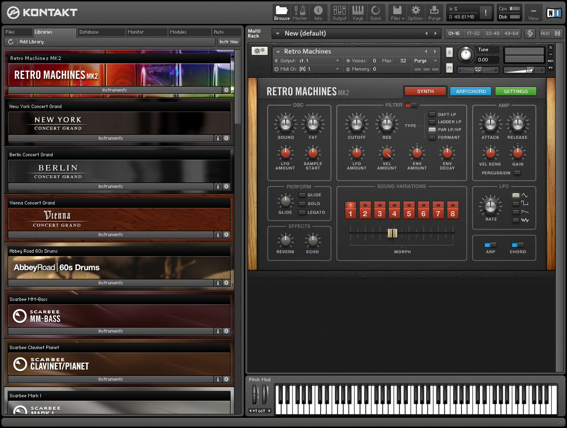 Descargar native instruments kontakt 5. 6. 6 | free download windows.